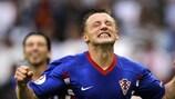 Ивица Олич забил победный гол в матче с Германией
