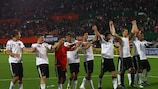 Germany could qualify on 2 September