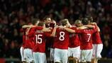 Denmark qualify, play-offs for Portugal