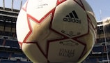 adidas renouvelle son partenariat avec l'UEFA