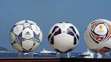 A adidas reforçou a relação de sucesso com a UEFA como fornecedora de produtos oficial