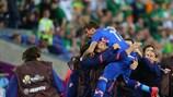Croácia satisfeita com desempenho