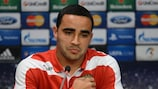 Ismaily made four group stage appearances for Braga this season