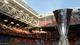 Le vainqueur de l'Europa League sera qualifié pour la Champions League