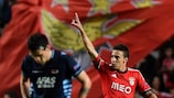 Rodrigo celebrates making his mark against AZ