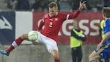 Silvan Widmer hit Switzerland's fourth