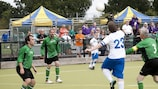 Action from the Special Olympics GB National Summer Games