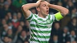 Celtic will be without Scott Brown for up to three months