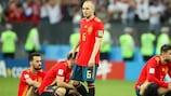 Andrés Iniesta siempre estará relacionado con la mejor España de la historia