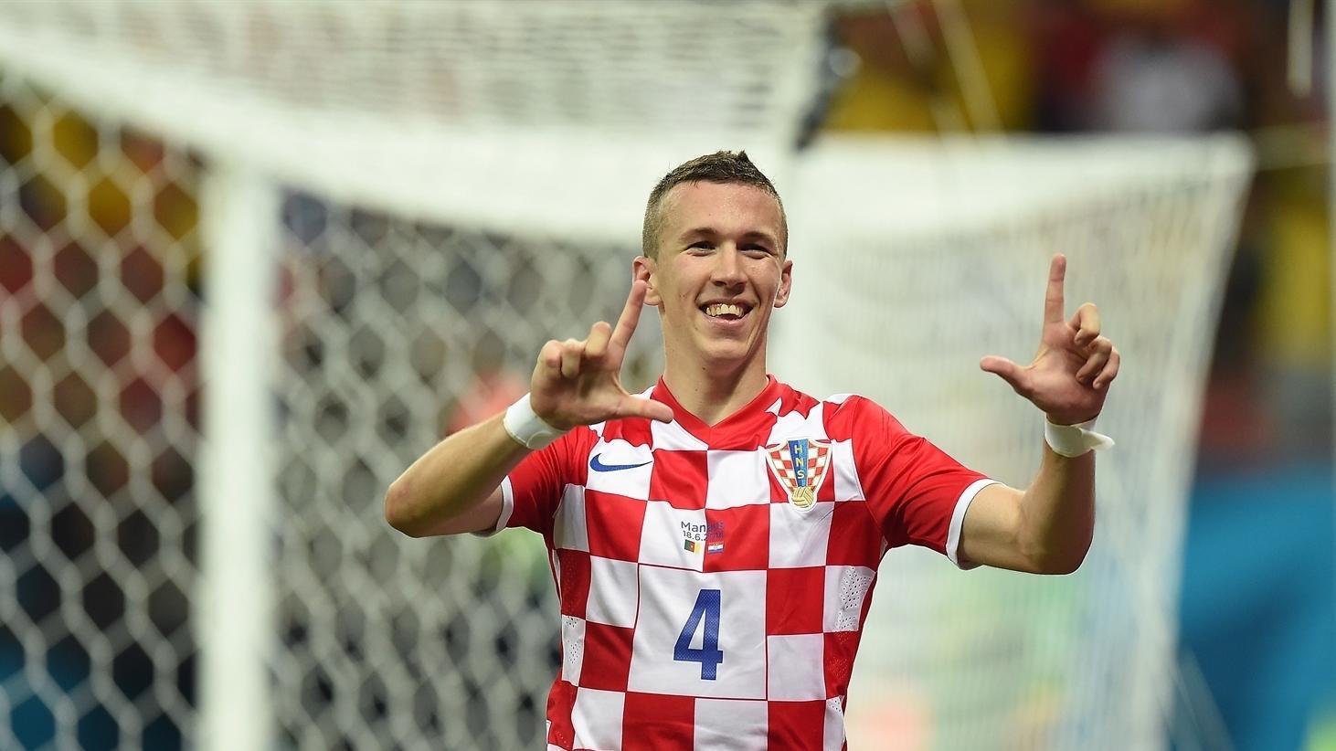 Perišić coup dur pour la Croatie et Wolfsburg | UEFA Europa League | UEFA.com