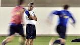 Fernando Santos fait son retour au Portugal, son pays natal