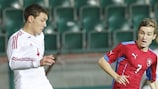 Denmark and the Czech Republic, who contest the opening game, met in a friendly last month