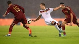 Alemanha e Espanha estarão entre os participantes na UEFA Nations League