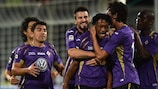 Seis pontos, seis golos marcados e nenhum sofrido; a Fiorentina tem brilhado neste arranque da fase de grupos