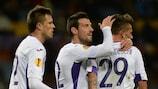 La Fiorentina et les trois autres représentants italiens se sont imposés jeudi