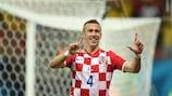 Ivan Perišić is set to miss key games for Wolfsburg and Croatia