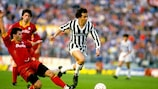 Michel Platini war der wohl erfolgreichste Franzose bei Juventus