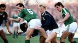 Snap shot: Ireland v Scotland in 1986