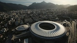The Maracanã will be one of the venues for next summer's Olympics