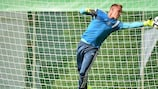 Nobody played more minutes of the 2014/15 UEFA Champions League than Marc-André ter Stegen