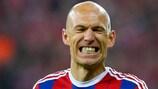 Robben deja cojo al Bayern