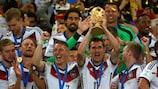 L'Allemagne tenante du titre fait partie des 52 équipes présentes au tirage au sort