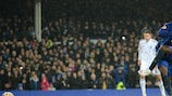 Romelu Lukaku converts from the spot to seal Everton's victory