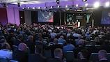 A la conferencia de Varsovia fueron 300 delegados