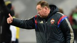 Leonid Slutski will remain with CSKA while coaching Russia