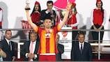 """O """"hat-trick"""" de Burak Yılmaz na final da Taça da Turquia de 2015 prova a sua veia goleadora"""