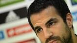 Cesc Fàbregas sta per toccare quota 100 presenze con la Spagna