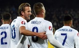 Harry Kane and Ross Barkley were key figures in England's 3-0 triumph in Lithuania on Monday