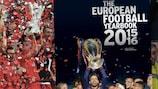Le Livre du football européen 2015/16