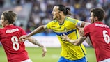 Norway and Sweden are both hoping to progress through the play-offs