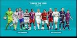 Team des Jahres - so wurde 2014 abgestimmt
