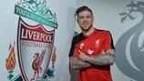 Alberto Moreno joined Liverpool from Sevilla