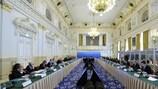 Встреча Исполнительного комитета УЕФА в Будапеште