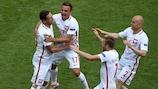 Switzerland v Poland - LIVE
