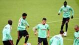"""José Fonte espera um embate """"interessantíssimo"""" de Portugal com a Croácia"""