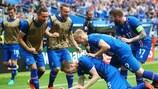 Iceland v Austria - LIVE