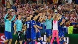 Čačić hails Croatia as Srna betrays Ramos secret