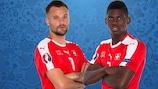 O dilema da Suíça no ataque: Seferović ou Embolo?