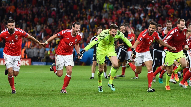 Картинки победа уэльс бельгия