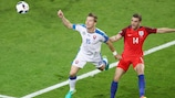 Slovakia v England - LIVE