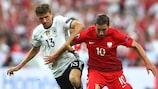 Germany v Poland - LIVE