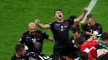 Romania v Albania - LIVE