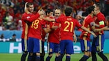 Spain v Turkey - LIVE