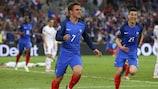 France v Albania - LIVE