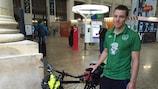 Il Tour de France di un tifoso irlandese
