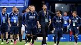 Italy face a stern test against Group E rivals Belgium